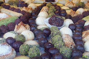 arabische backwaren, ramadan, neukölln