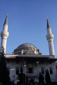 sehitlik-moschee columbiadamm,berlin-neukölln,tag der offenen moscheen