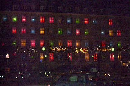 late light shopping karl-marx-straße, rathaus neukölln