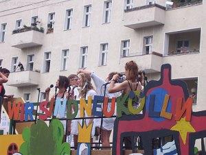 karneval der kulturen 2011, umzug, neukölln, kreuzberg, kidz 44 - wir sind neukölln