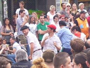 karneval der kulturen 2011, umzug, neukölln, kreuzberg