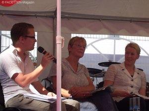 podiumsdiskussion daa neukölln, sebastian schlüsselburg, franziska eichstädt-bohlig, franziska giffey