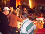 frank zander, 17. weihnachtsfeier für obdachlose, estrel neukölln