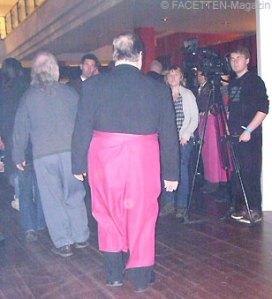 frank zander, 17. weihnachtsfeier für obdachlose, estrel neukölln, heinz buschkowsky