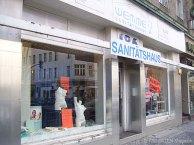 geschäftsaufgabe sanitätshaus wemme, karl-marx-straße neukölln