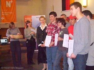 finale ecopolicyade 2012 neukölln, bvv-saal rathaus neukölln, finalist evangelische schule neukölln