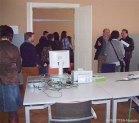 einweihung erweiterung der albert-schweitzer-schule neukölln, lehrerzimmer