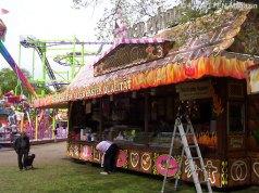 knusperhaus, 47. neuköllner maientage, volksfest berlin-neukölln, organisation: thilo-harry wollenschlaeger