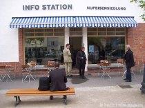info station hufeisensiedlung, deutsche wohnen ag, hufeisensiedlung britz, unesco welterbe, neukölln