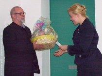 offizielle einweihung cafeteria zuckmayer-schule neukölln, steffen eckardt, dr. franziska giffey