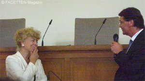 """""""stadt und land"""" im gesellschaftlichen dialog, rathaus neukölln, prof. dr. gesine schwan, ingo malter (gf stadt und land berlin)"""