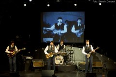 "beatles-musical ""all you need is love"", estrel berlin, estrel festival center, foto: stars in concert"