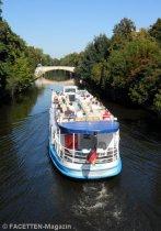 ausflugsdampfer berlin, tour c1 stern und kreisschiffahrt gmbh, neuköllner schiffahrtskanal