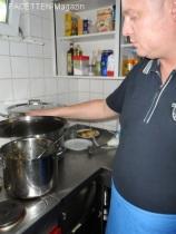 falko liecke, der rollberg tafelt - mieter kochen für mieter, gemeinschaftshaus morus 14, neukölln