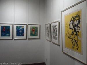 "schloss britz neukölln, ausstellung ""marc chagall - originalgraphiken aus 7 jahrzehnten"""