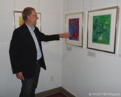 """schloss britz neukölln, ausstellung """"marc chagall - originalgraphiken aus 7 jahrzehnten"""", berni fetzer"""