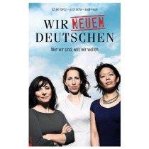 """buchpremiere """"wir neuen deutschen"""", heimathafen neukölln"""