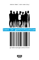 "cover ""lost in gentrification"", satyr verlag"
