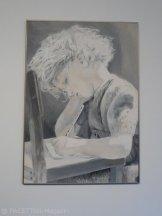 """ausstellung """"querschnitt"""", angelika schneider-von maydell, galerie im körnerpark neukölln"""