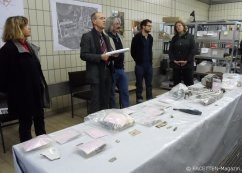 grabungsfunde 2012, lufthansa-zwangsarbeiterlager, tempelhofer feld berlin