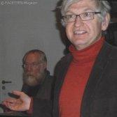 Buchpräsentation 700 Jahre Cermna+Henning Vierck+Manfred Herrmann