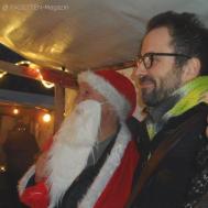 kurt krömer+weihnachtsmann_weihnachtsmarkt körnerpark_neukölln