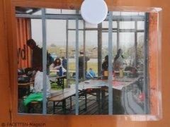 MINTgrünes klassenzimmer, tempelhofer feld berlin, peter-petersen-grundschule neukölln