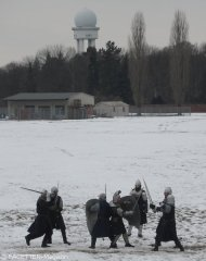 berliner rittergilde_training schaukampfgruppe_tempelhofer feld