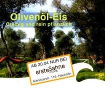 werbung olivenöl-eis_erste sahne neukölln