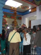 Innenansicht_Sri Mayurapathy MuruganTempel_Neukölln