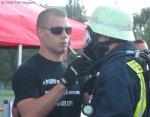 startvorbereitung_Berlin Firefighter Combat Challenge