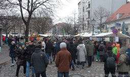 besuchermassen_41. alt-rixdorfer weihnachtsmarkt_neukölln