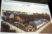 Kindl-Brauerei Neukölln_Biergarten um 1900