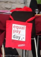 equal pay day-tasche