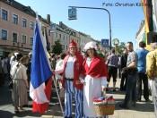 gäste aus der hofer partnerstadt villeneuve-la-garenne_schlappentag hof