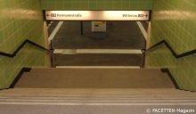 wiedereröffnete u8-station leinestraße neukölln