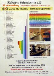Eröffnungsdaten_U7-Ausstellung_Rudower Heimatverein