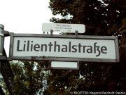straßenschild lilienthalstraße neukölln