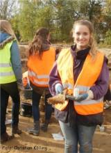 shirley fiege_clay-schule neukölln_grabungen zwangsarbeiterlager rudow