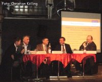 Podium 16.Aktion KMS-Treffen_SchwuZ Berlin-Neukölln