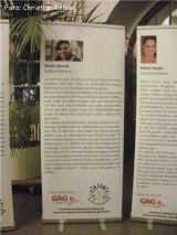 Ausstellung Die Vielfalt der Sinti und Roma in Deutschland_Elvira Ajvazi_Rathaus Neukölln