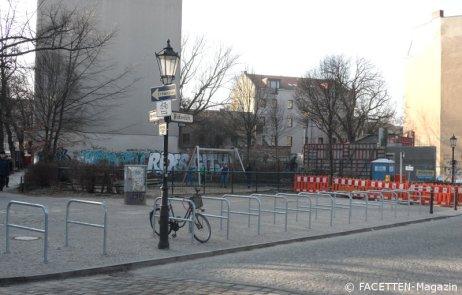 neue fahrradbügel_richardstraße neukölln