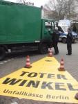 toter winkel-demonstrationpräventionskampagne fit für die strasse_guttemplerhaus neukölln