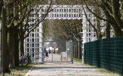 Eingang Massiner Weg_Britzer Garten Berlin-Neukölln