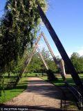 Schlangenpergola_Britzer Garten Berlin-Neukölln
