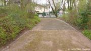 Wegstummel_Britzer Garten Berlin-Neukölln
