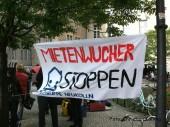 mietwucher stoppen-transparent_milieuschutz-kundgebung neukölln