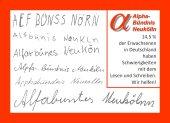 postkarte alpha-bündnis neukölln