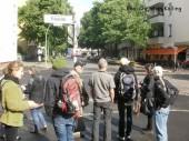 friedelstrasse_1. kiezspaziergang_verstetigung qm reuterplatz_neukölln
