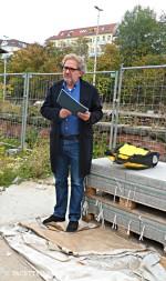 architekt christian hartmann_baustellenbesichtigung sporthalle hertabrücke_neukölln